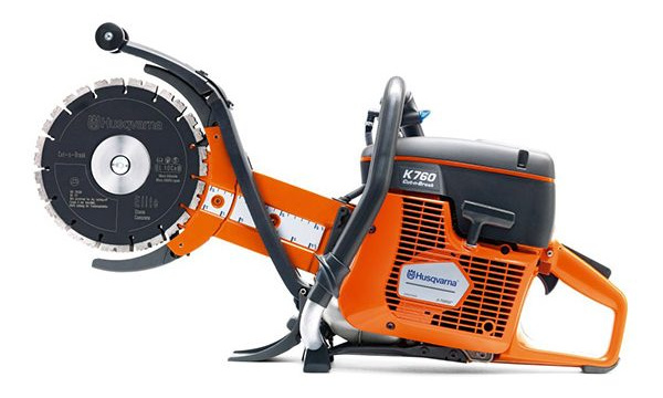 Husqvarna K 760 Cut-N-Break Saw