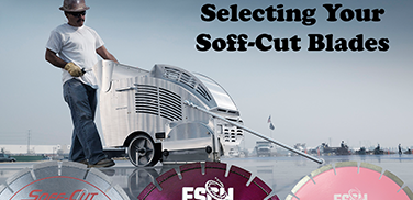 Selecting Your Soff-Cut Blades- Coach's Corner